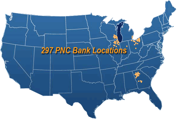 Pnc Locations Map Related Keywords & Suggestions - Pnc Locations Map